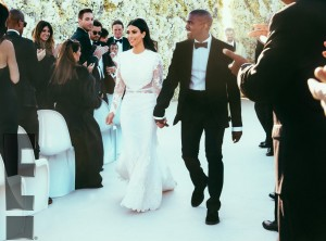 kim kardashian wedding 5