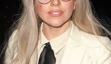 Lady Gaga's Strange Fashion